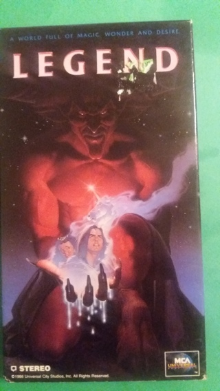 vhs legend free shipping