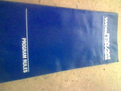 1991 Pan Am Brochures