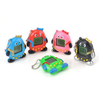 Nostalgic 49 Pets in One Virtual Cyber Pet Toy Tamagotchi Tiny Random Color
