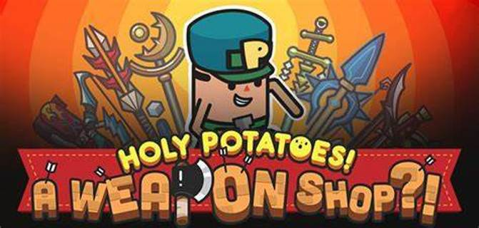 Holy Potatoes! A Weapon Shop?! Steam Key