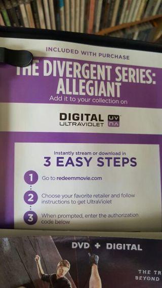 Allegiant digital