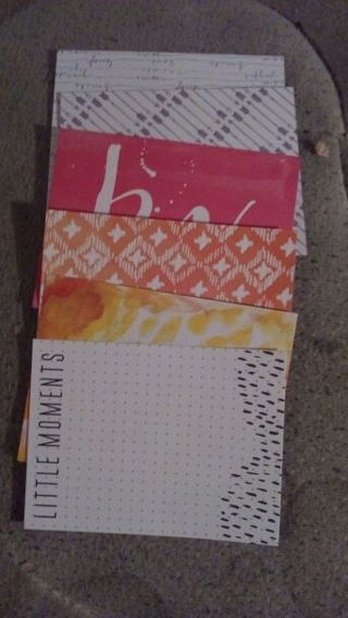 6 journal cards #4