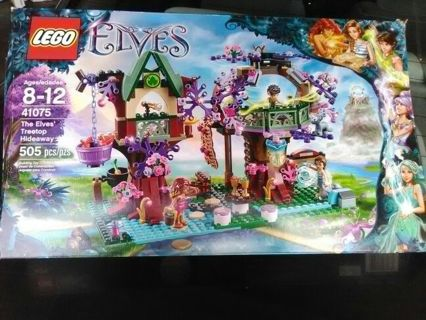 **Lego** The Elves' Treetop Hideaway (505 pcs)