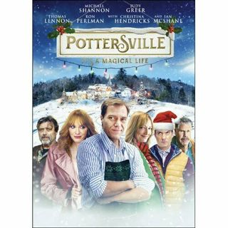 2017 Pottersville Comedy Family Movie Dvd-New & Sealed-PG-13