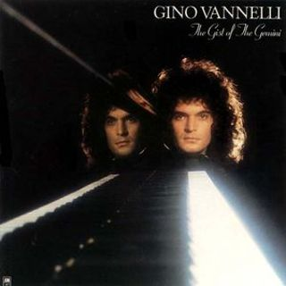 Gino Vannelli - The Gist Of The Gemini- LP