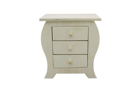 PA Essentials SCH 395 Dresser Tabletop Rnd 7x4x8