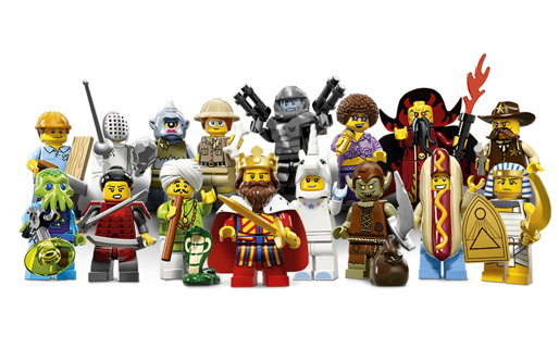 Free: Lego Minifigures Online code - Video Game Prepaid Cards