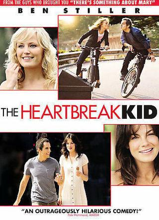 The Heartbreak Kid (DVD, ⭐DISC ONLY⭐, Widescreen)Ben Stiller