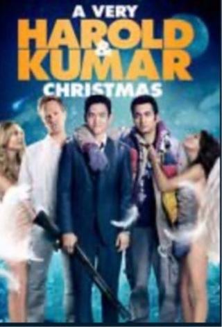 A Very Harold & Kumar Christmas HD MA copy