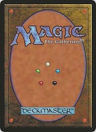 New Magic The Gathering Card