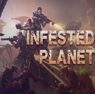 Infested Planet + Trickster's Arsenal DLC - Steam Key