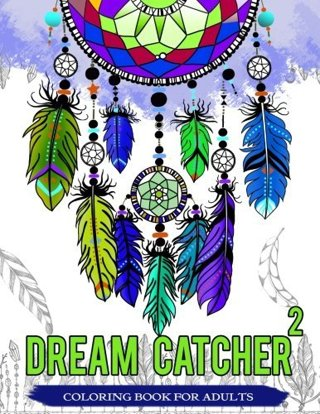 Free Dream Catcher Coloring Book Native American Dream Catcher