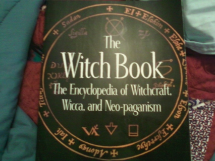 Free: The Witch Book: The Encyclopedia of Witchcraft, Wicca