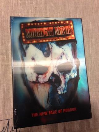 Midnight Movie DVD