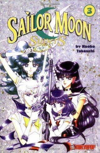 Sailor Moon Supers, Vol. 3 Manga Anime