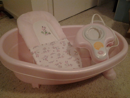 Free: Pink Summer Infant Soothing Spa & Shower - Baby Gear - Listia ...