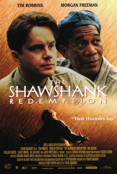 a summary of the shawshank redemption