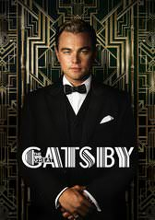 "The Great Gatsby ""HDX"" Digital Movie Code Only UV Ultraviolet Vudu MA"