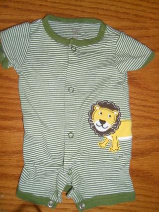 621cafe4490a Free  Newborn Carter s Lion Onesie - Baby Clothes - Listia.com ...