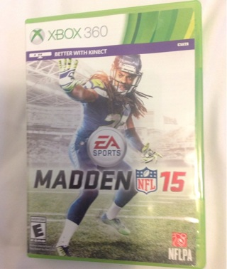 Madden 15' for XBOX 360