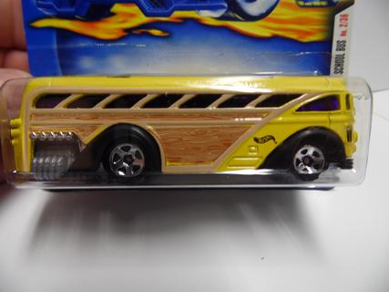NIB 2001 First Editions SURFIN SCHOOL BUS No. 2/36 (bid # 2) ~ GIN ~