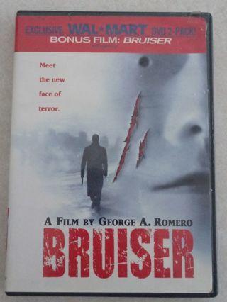 Bruiser dvd