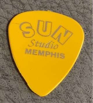 Sun Studio Memphis Guitar Pick