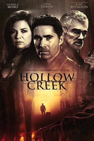 2016 Hollow Creek HORROR Dvd Movie Burt Reynolds-Survival is Out of Time-New & Sealed