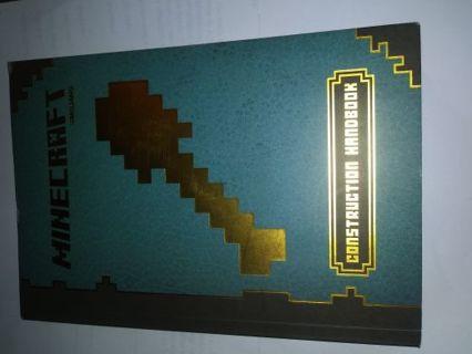 Minecraft Construction Handbook - Book