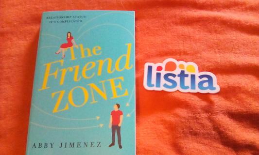 *The Friend Zone* by Abby Jimenez