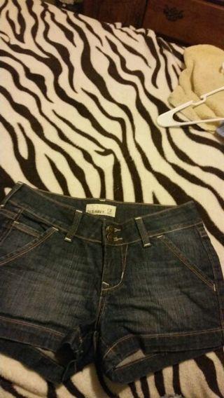 Old Navy blue Jean shorts