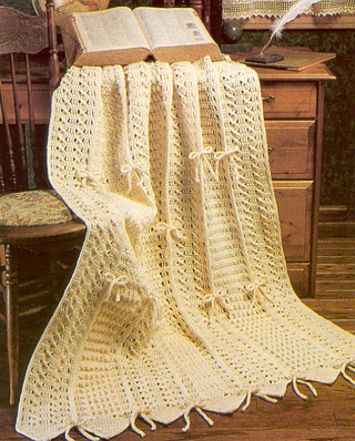 Free Crochet Patternan Sampler Afghans Read Listing