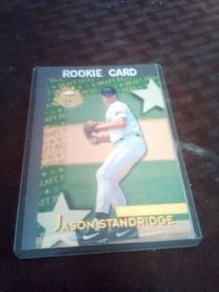 1997 Topps Stars #124 Jason Standridge RC