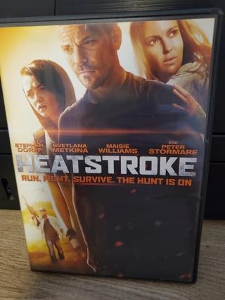 "DVD - ""Heatstroke"" - not rated"