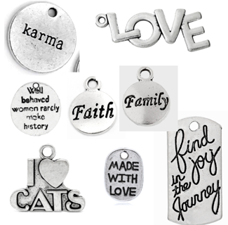 Win up to ♥ 20 ♥ Charms *Make your Own Jewelry* ~Free Ship~