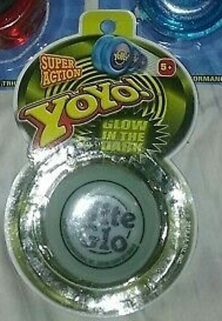 Super Action YoYo Glow in the dark New