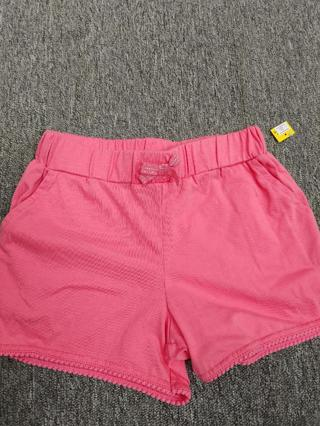 NWOT! ZonePro Girls Shorts--Size 7/8