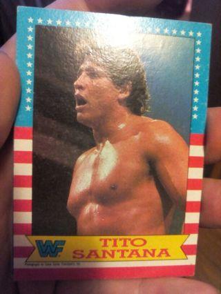 WWE cards