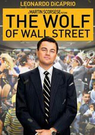 The Wolf of Wall Street- Digital Code Only- No Discs