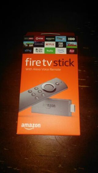 Amazon Fire Stick Jailbroken Used