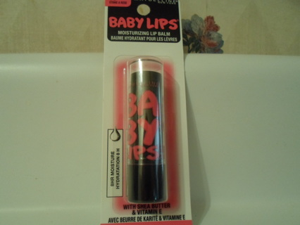 """PRETTY & SOFT LIPS ....WITH ....""""""""BABY LIPS''''!!!!"""