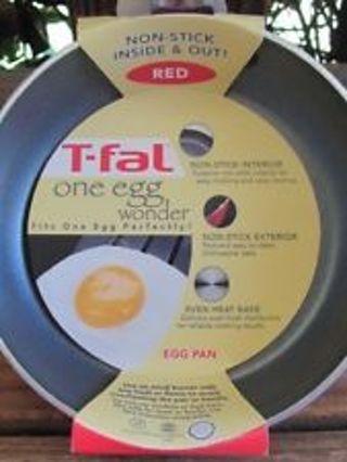 T-Fal Nonstick One Egg Wonder Frying Pan Cookware