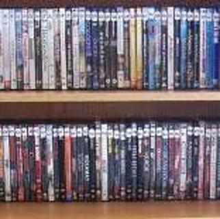 Pick 2 or 4 of 28 DVD's  Titles added 2/18