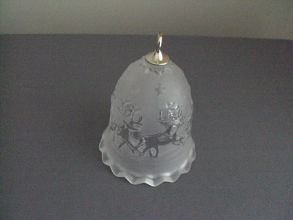 Mikasa Christmas Bell New With Tags