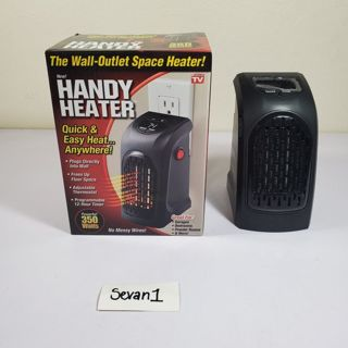 Handy Heater powerful wall outlet space heater