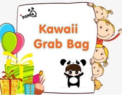 ❤️❤️ 25 New Item Kawaii Grab Bag  ❤️❤️