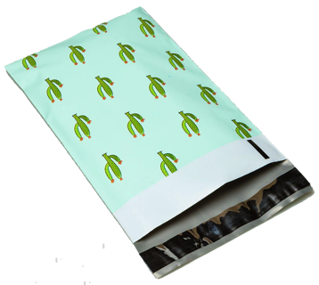 Brand New Poly Mailer Saguaro Cactus