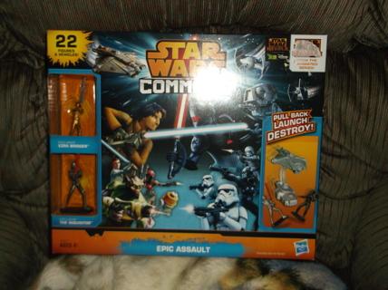 Surprise Star Wars Auction