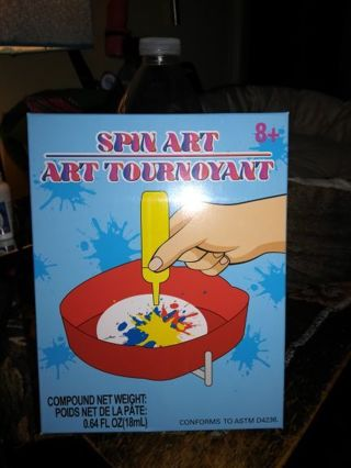 SPIN ART=Free shipping