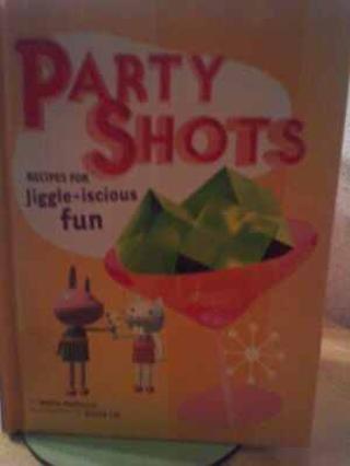 recipes for jello party shots